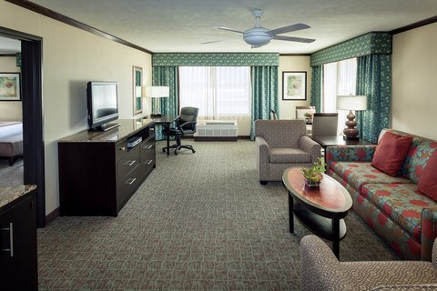 Crowne Plaza ANCHORAGE-MIDTOWN - Suite