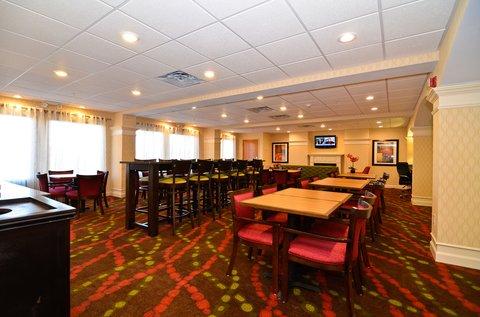 Holiday Inn Express ATLANTA-STONE MOUNTAIN - Breakfast Area