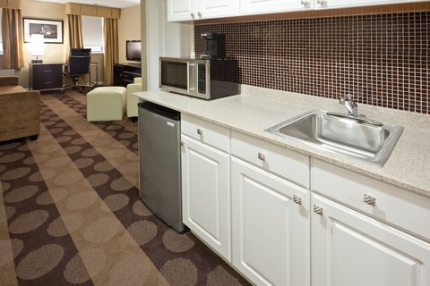 Holiday Inn Express-Downtown - Suite