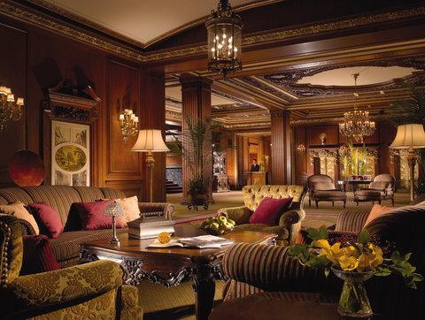 Omni Parker House Hotel - Lobby