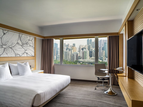 香港柏宁铂尔曼酒店 - Premium Deluxe Room