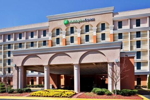 Holiday Inn Express ATLANTA AIRPORT-COLLEGE PARK - Hotel Exterior