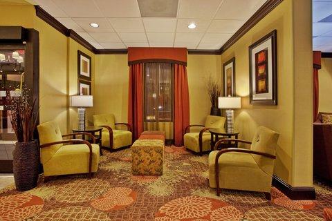 Holiday Inn Express ATLANTA AIRPORT-COLLEGE PARK - Hotel Lobby