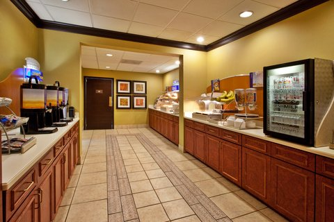Holiday Inn Express ATLANTA AIRPORT-COLLEGE PARK - Breakfast Bar