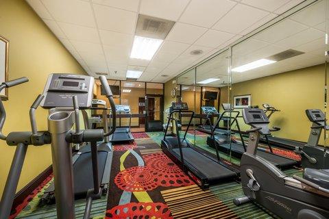 Holiday Inn Express ATLANTA AIRPORT-COLLEGE PARK - Fitness Center