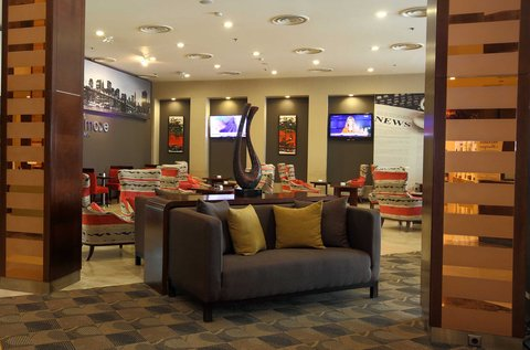 فندق هوليدي ان - Guest Lounge