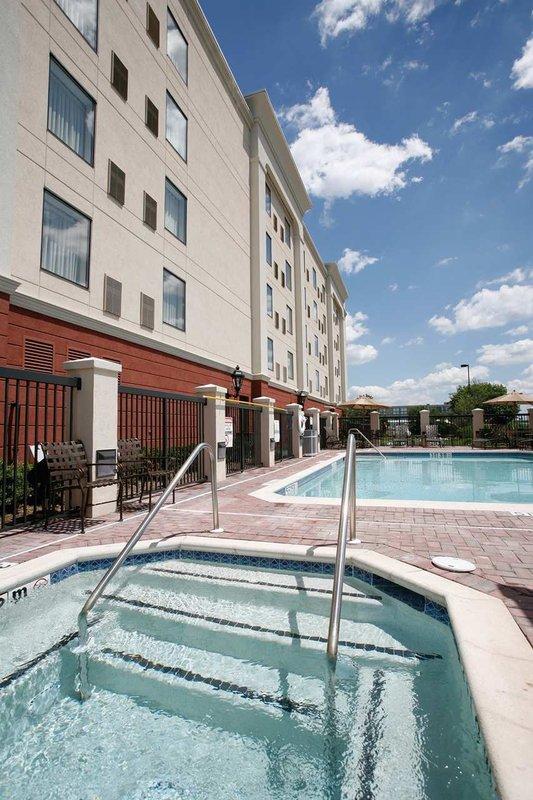 Hampton Inn South Plainfield-Piscataway - South Plainfield, NJ