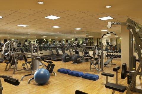 Omni Parker House Hotel - Fitness Center