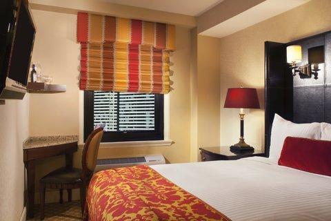 Omni Parker House Hotel - Economy Petite Single Room