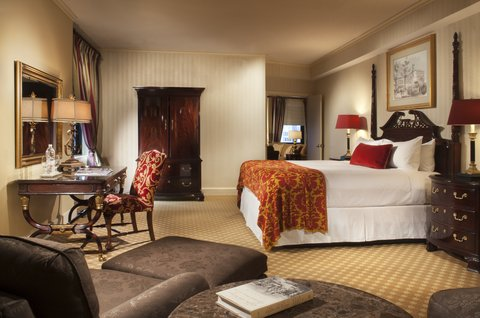 Omni Parker House Hotel - Harvey Parker Suite