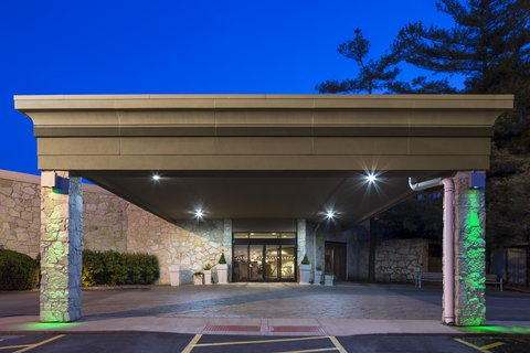 Holiday Inn Hotel & Suites DES MOINES-NORTHWEST - Hotel Entrance