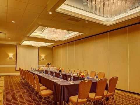 Holiday Inn DANBURY-BETHEL @ I-84 - Meeting Room