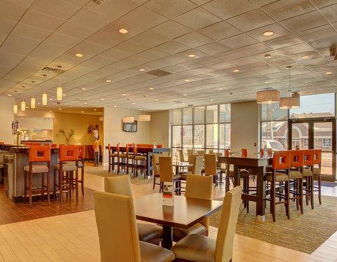 Holiday Inn DANBURY-BETHEL @ I-84 - Restaurant