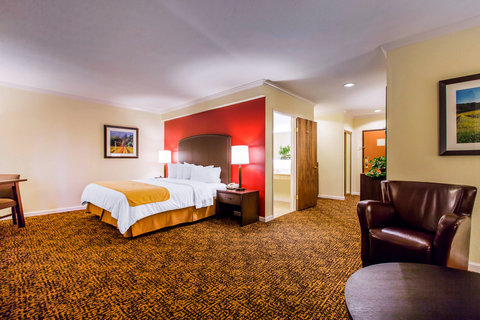 Napa Winery Inn, An Ascend Hotel Collection Member - King Suite