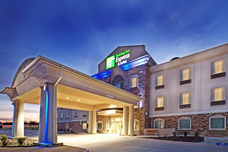 HOLIDAY INN EXP STES CEDAR HIL