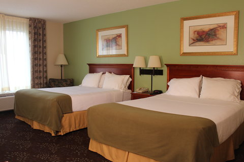 Holiday Inn Express Birmingham East Hotel - Double Guest Room