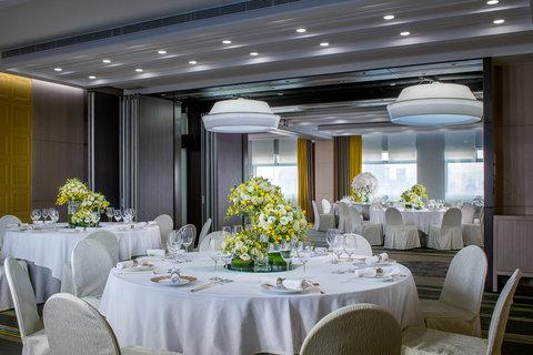 香港柏宁铂尔曼酒店 - Harbour and Windsor Room - 28 F