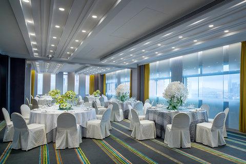 香港柏宁铂尔曼酒店 - Harbour Room - 28 F