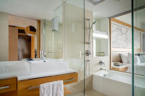 香港柏宁铂尔曼酒店 - Premium Deluxe Room - bathroom