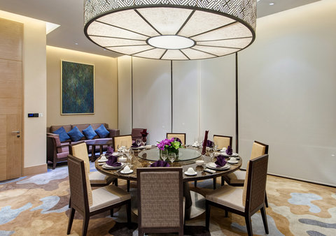 Holiday Inn Resort HAINAN CLEAR WATER BAY - Cafe Tee Private Dinning Room