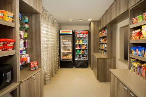 Holiday Inn Express & Suites DFW-GRAPEVINE - Vending
