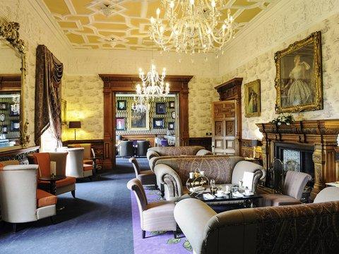 Mercure Aberdeen Ardoe House Hotel and Spa - Restaurant