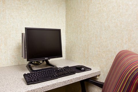 Holiday Inn Express Hotel & Suites Chicago-Midway Airport - 24 Hour Complimentary Business Center