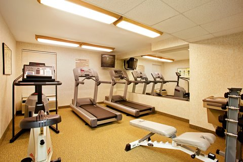 Holiday Inn Express Hotel & Suites Chicago-Midway Airport - Fitness Center