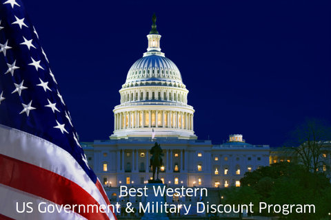 Best Western Plaza Inn Hotel - Government   Military