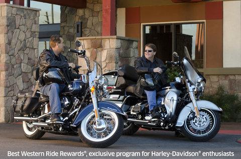 BEST WESTERN PLUS Hill House - Ride Rewards