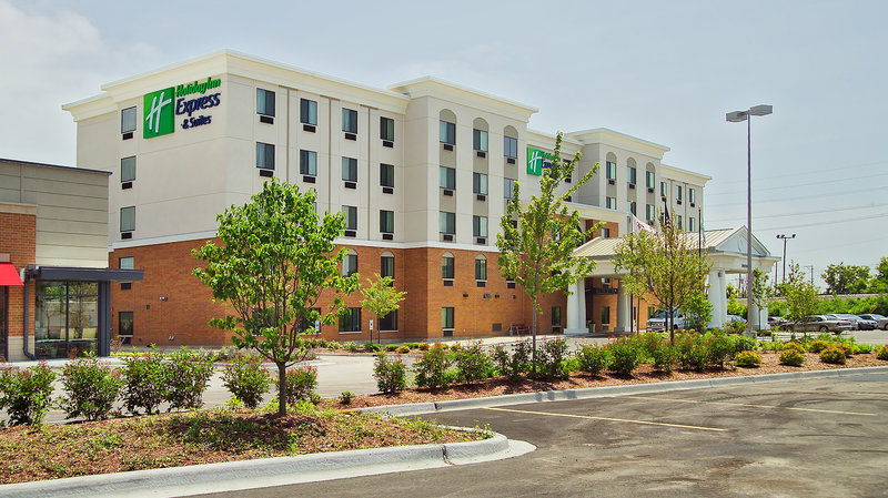 HOLIDAY INN EXP STES CHICAGO W