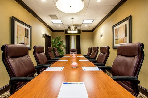 Holiday Inn Express ATLANTA AIRPORT-COLLEGE PARK - Meeting Room