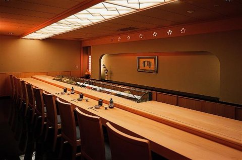 Hotel Nikko Fukuoka - Kawasho Sushi