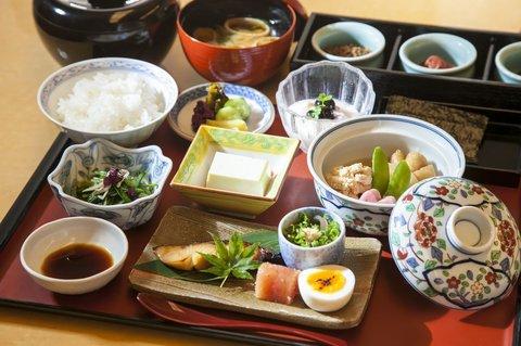 Hotel Nikko Fukuoka - Japanese Style Breakfast   Benkay