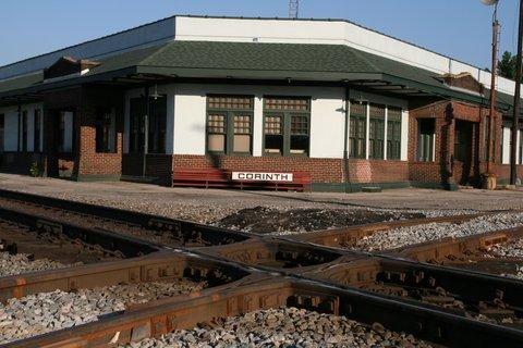 Holiday Inn Express & Suites CORINTH - Battle of Shiloh Corinth RR Depot
