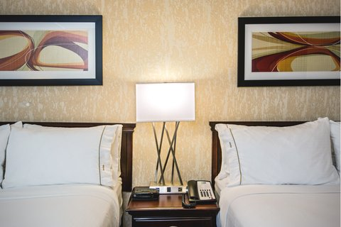 Holiday Inn Express & Suites CORINTH - Double Queen Guest Room