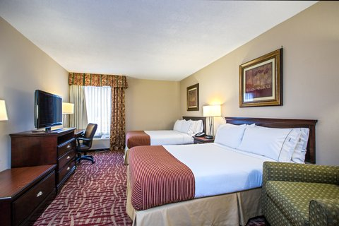 Holiday Inn Express & Suites CORINTH - Double Bed Guest Room
