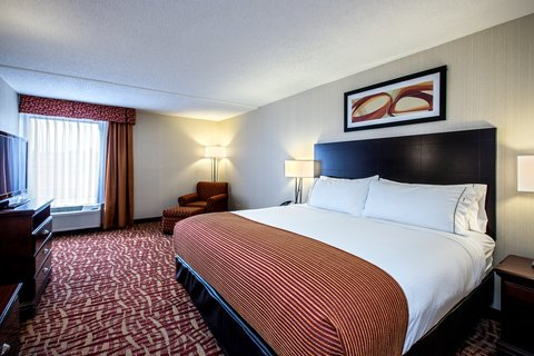 Holiday Inn Express & Suites CORINTH - Two Room King Executive Suite