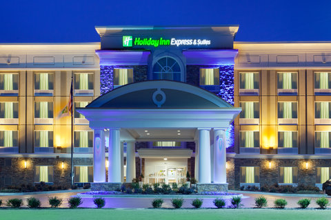 Holiday Inn Express & Suites HUNTSVILLE WEST - RESEARCH PK - Hotel Exterior