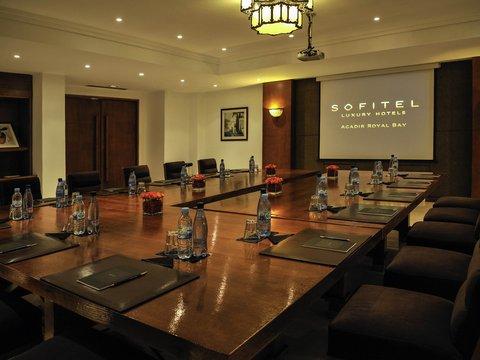 سوفيتيل اغادير رويال باي ريزورت - Meeting Room