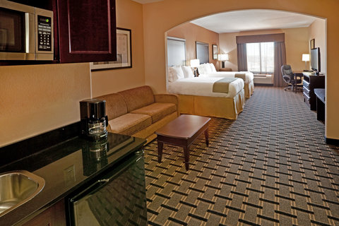 Holiday Inn Express & Suites DALLAS CENTRAL MARKET CENTER - Suite