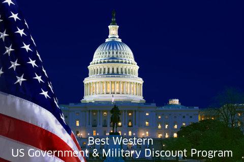 Best Western Santa Fe Inn Hotel - Government   Military
