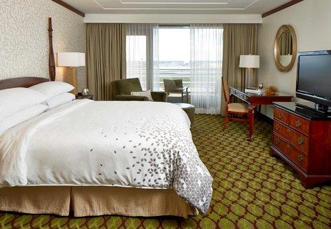 Renaissance Concourse Atlanta Airport Hotel - Governors Suite