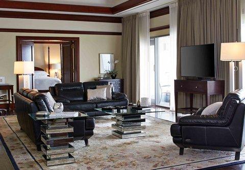 Renaissance Concourse Atlanta Airport Hotel - Presidential Suite