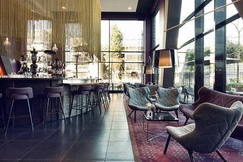 BEST WESTERN PREMIER Art Hotel Eindhoven - Hotelbar