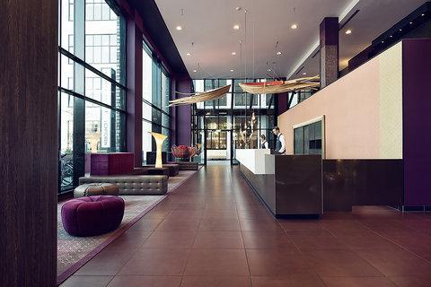 BEST WESTERN PREMIER Art Hotel Eindhoven - Lobby