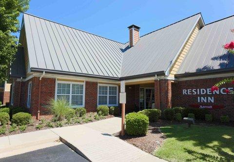 Residence Inn Fort Smith - Entrance