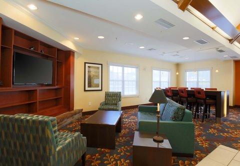Residence Inn Fort Smith - Lobby