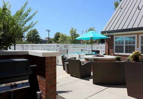Residence Inn Fort Smith - Outdoor Patio
