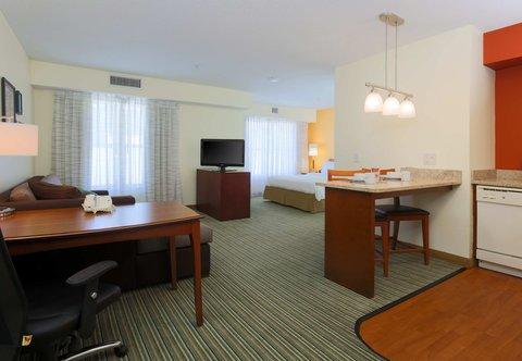 Residence Inn Fort Smith - Studio Suite